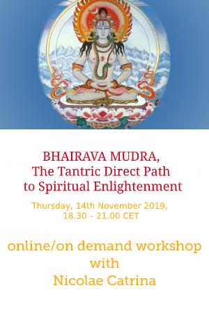 bhairava-mudra
