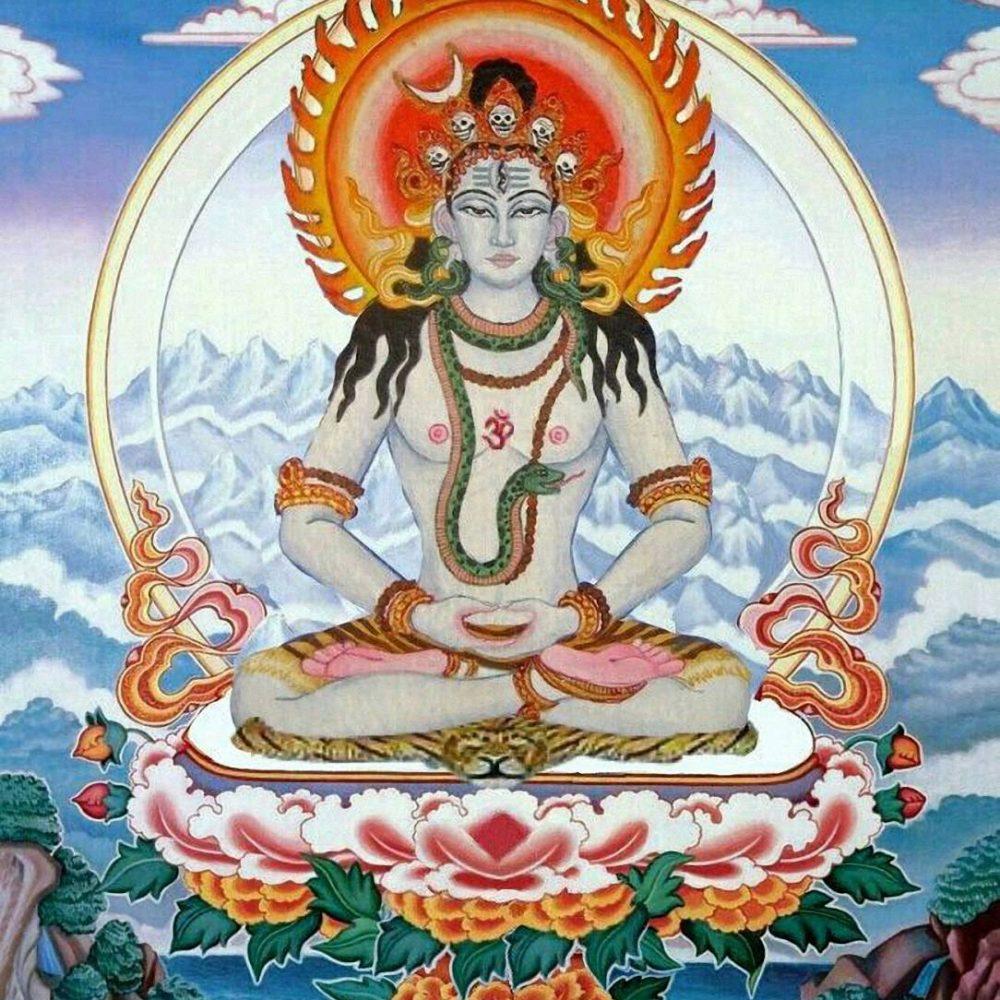 bhairava mudra